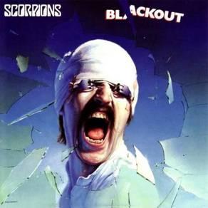 The Scorpions Blackout 180g LP