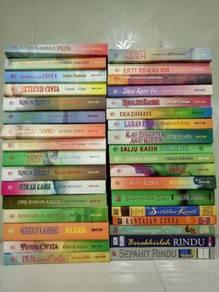 Pre Loved Novel Melayu
