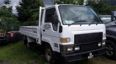 Daihatsu V57A 2.8cc diesel manual 1996 cargo 10'