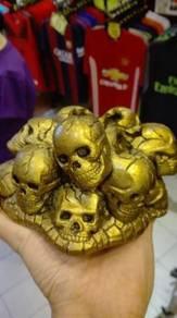 Very rare 70th collection skull skeleton ashtray