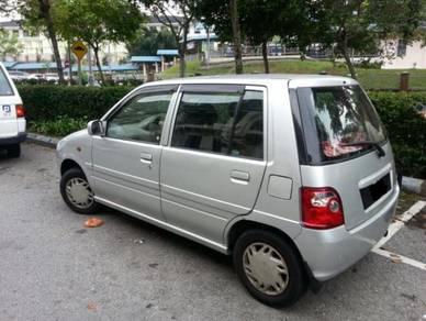 Perodua Kancil for rent