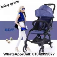NEW baby grace compact stroller [NAVY]
