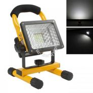 24 LEDs 30W 2400 Lumens LED Flood Light Square