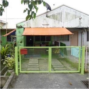 (urgent sale) single sty terraced - sibu, sarawak (dc10035503)