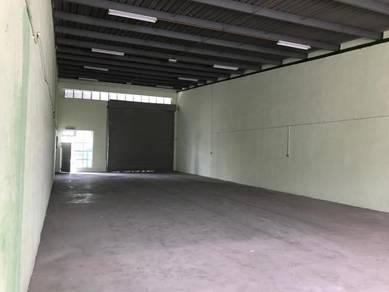 (3000sf) 1 Storey Link Factory In Nilai
