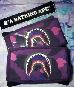 Bape Color Camo Shark Face Mask
