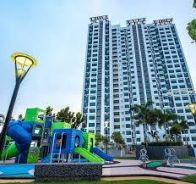 Sky view service apartment in Bukit indah