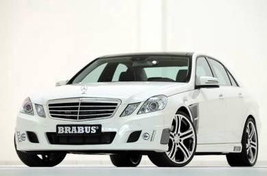 Brabus Style Bumper - Mercedes W212 Pre Facelift