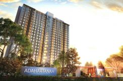 PUTRAJAYA Affordable Home Living Concept of 3-Rooms Condominium