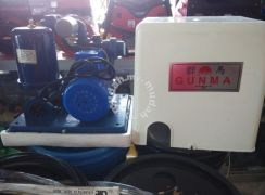 Automatic Water Pump 125W P150