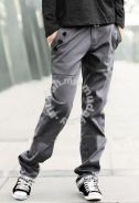 Feelcity Korean Stylish Casual Trousers Long Pants