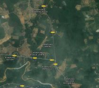 Land for sale in padang terap kedah