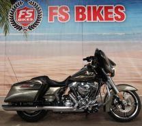 Harley DAVIDSON STREET GLIDE SPECIAL RC EXHAUST