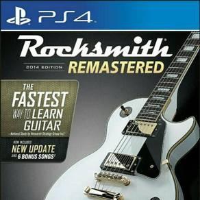 Ps4 rocksmith remastered