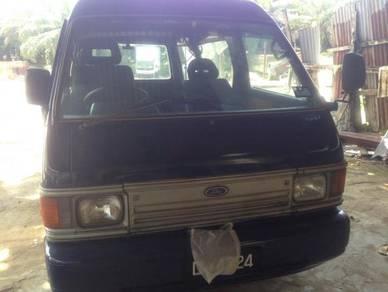 Ford econovan 1400cc
