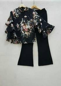 New one set blouse+ pants