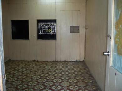 Malay street ground floor front portion shoplot