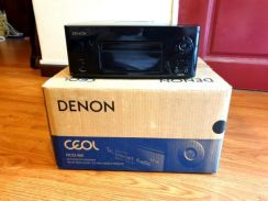 Denon ceol rcd-n8 network cd receiver