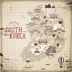 South Korean Daebak! Package 5D4N Tour!