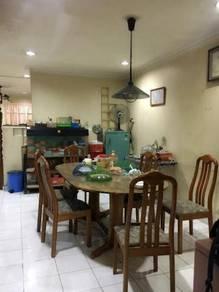 Kepong double storey wangsa permai , aman puri ,fully renovated