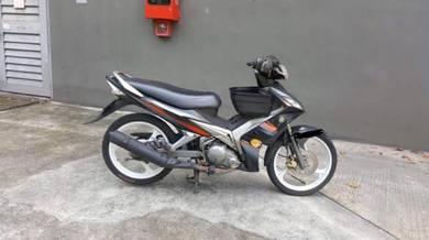 Motorcycles › Lc V1 untuk dijual Back to Results
