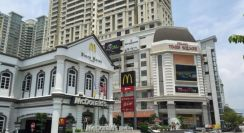 Penang Times Square near 1st Ave heritage shop-Main Road Ground level