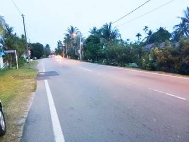 Tanah Status Peranginan Chalet di Umbai Melaka untuk dijual