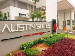 Austin suites mount austin fully furnished low downpayment Johor Bahru