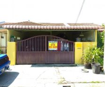 Best Buy 1 Storey Terrace House at Medan Klebang Restu , Chemor