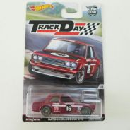 Hot Wheels Hotwheels Datsun Bluebird 510 Track Day