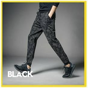 Camouflage trendy pants