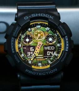 Watch - Casio G SHOCK BiCOLOR GA100BY-1 - ORIGINAL