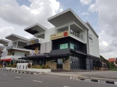 Alma Commercial 3 Storeys Corner, Bukit Mertajam