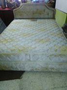 Queen size bed frame & matters