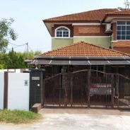 WTS-Double Storey Semi D at Sg Siput U Perak