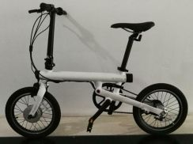 Xiaomi qicycle electric folding bike