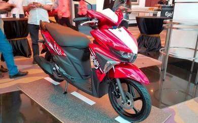 2018 Yamaha Ego avantiz 125