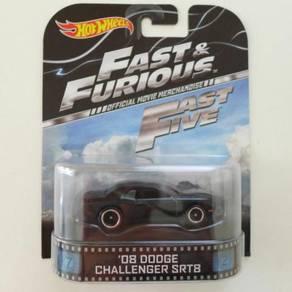Hot Wheels Hotwheels Dodge Challenger SRT8 Retro