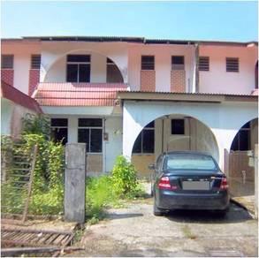 Double storey terraced house - Limbang Town District, Kubang Road