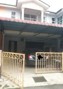 Double Storey Taman Desa Jaya