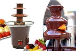 PHG - Mini Choc Fountain 3 Tier