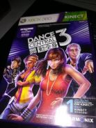 Dance central 3 kinect xbox360
