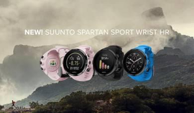 All New Suunto Spartan Sport Wrist HR
