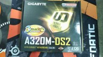Am4 gigabyte a320m-ds2