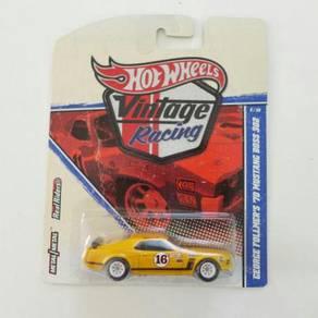 Hot Wheels Hotwheels V.R Ford Mustang Boss 302
