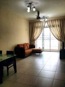 Lagenda Tasek / Johor Bahru / 3Bed / Fully Furnished