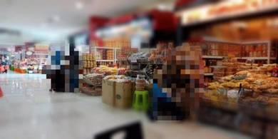 Plaza Angsana-business utk dijual