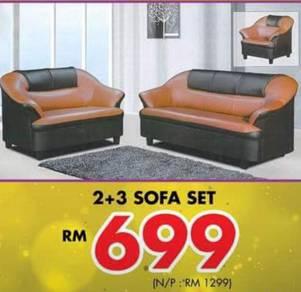 Sofa set 2+3 offer #4099