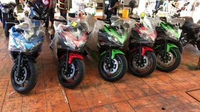 Kawasaki ninja 650abs zero dp