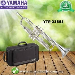 Yamaha ytr-2335s bb trumpet (ytr 2335)